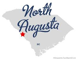 North Augusta, SC map image