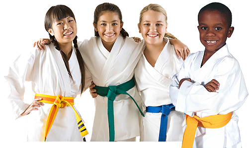 Teens - Martial Arts and Fitness